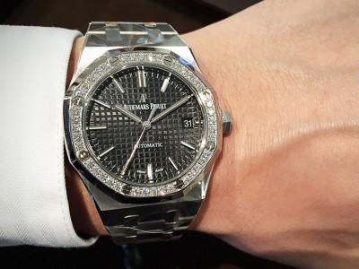 buy popular 55a53 882d8 15451ST.ZZ.1256ST.01 AUDEMARS PIGUET/オーデマ ピゲ - 時計 ...